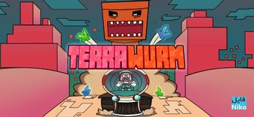 1 157 - دانلود بازی Terrawurm برای PC