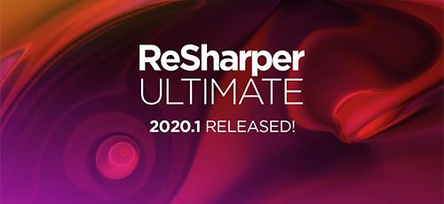 1 200 - دانلود JetBrains ReSharper Ultimate 2020.1.1 پلاگین سرعت بخشیدن به کدنویسی در ویژوال استودیو