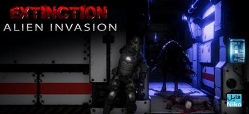 1 41 - دانلود بازی Extinction Alien Invasion برای PC
