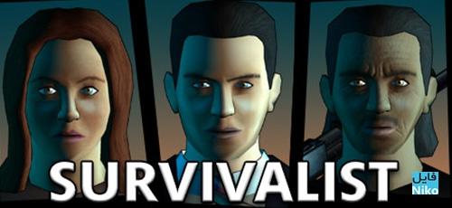 1 43 - دانلود بازی Survivalist برای PC