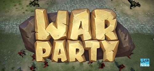 1 49 - دانلود بازی Warparty برای PC