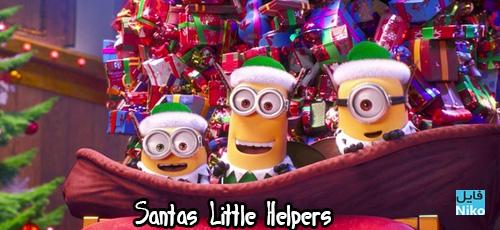 2 82 - دانلود انیمیشن Santas Little Helpers 2019