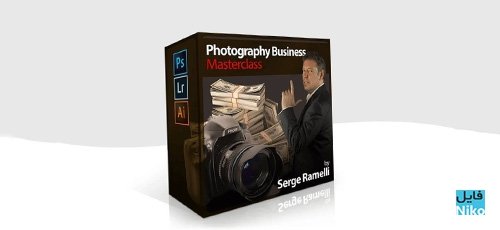 Serge Ramelli Photography Business Masterclass - دانلود Serge Ramelli - Photography Business Masterclass آموزش تسلط بر عکاسی تجاری