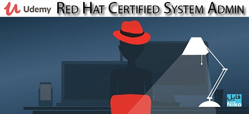 Udemy Red Hat Certified System Admin - دانلود Udemy Red Hat Certified System Admin آموزش مدرک رسمی مدیریت سیستم رد هت