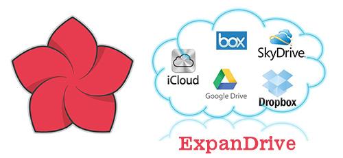1 57 - دانلود ExpanDrive 7.4.7 اتصال به حساب فضاهای ابری مختلف