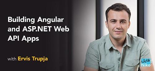 Lynda Building Angular and ASP.NET Web API Apps - دانلود Lynda Building Angular and ASP.NET Web API Apps آموزش ساخت وب ای پی ای با ای اس پی دات نت و آنگولار