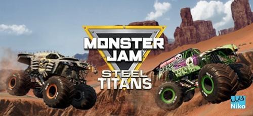 1 102 - دانلود بازی Monster Jam Steel Titans برای PC