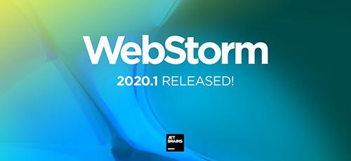 1 128 - دانلود JetBrains WebStorm 2020.1 Win+Mac+Linux ویرایش HTML و CSS و Java Script