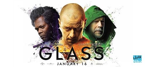 2 90 - دانلود فیلم سینمایی Glass 2019 با دوبله فارسی