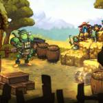 6 22 150x150 -  دانلود بازی SteamWorld Quest Hand of Gilgamech برای PC