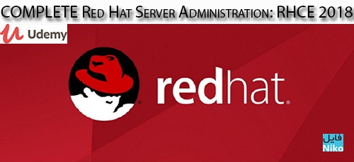 Udemy COMPLETE Red Hat Server Administration RHCE 2018 - دانلود Udemy COMPLETE Red Hat Server Administration: RHCE 2018 آموزش مدیریت سرورهای ردهت: مدرک RHCE