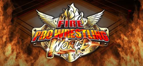 0 11 - دانلود بازی Fire Pro Wrestling World برای PC