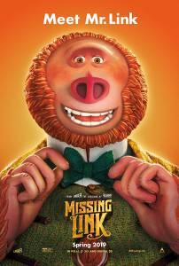 1 36 202x300 - دانلود انیمیشن Missing Link 2019 با دوبله فارسی