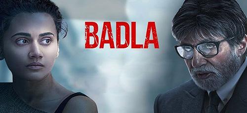 2 24 - دانلود فیلم سینمایی Badla 2019 با دوبله فارسی
