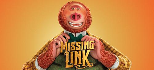 2 25 - دانلود انیمیشن Missing Link 2019 با دوبله فارسی