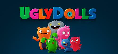 3 24 - دانلود انیمیشن UglyDolls 2019 با دوبله فارسی