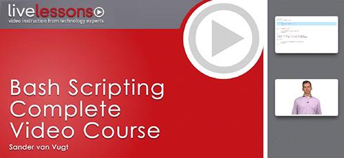 Livelessons Learning Path Bash Scripting - دانلود Livelessons Learning Path: Bash Scripting آموزش اسکریپت نویسی باش