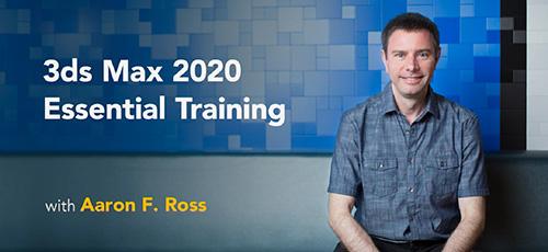 Lynda 3ds Max 2020 Essential Training - دانلود Lynda 3ds Max 2020 Essential Training آموزش تری دی اس مکس 2020
