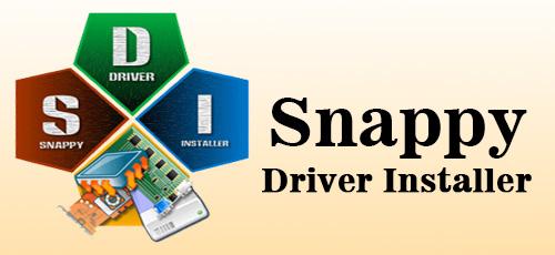 1 112 - دانلود Snappy Driver Installer 1.21.2 + DriverPack`s 21.04.3 نصب خودکار درایورها