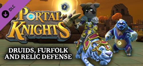 1 115 - دانلود بازی Portal Knights برای PC