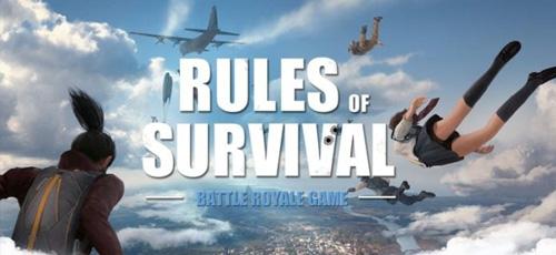 1 119 - دانلود بازی Rules of Survival برای PC