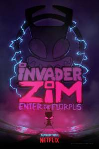 1 63 199x300 - دانلود انیمیشن Invader ZIM Enter the Florpus 2019 با دوبله فارسی