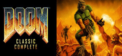 1 80 - دانلود بازی Doom Classic Complete برای PC