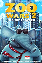 1 89 - دانلود انیمیشن Zoo Wars 2 2019 (جنگ های باغ وحش2)