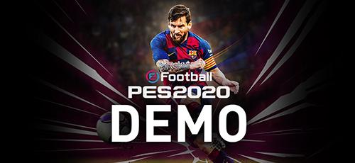 دانلود PES 2020 DEMO برای PC