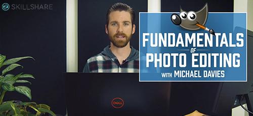 2 91 - دانلود Skillshare Fundamentals of Photo Editing in GIMP آموزش اصول و مبانی ویرایش عکس در گیمپ