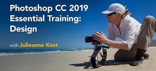 Linkedin Photoshop CC 2019 Essential Training Design - دانلود Linkedin Photoshop CC 2019 Essential Training Design آموزش اصولی فتوشاپ سی سی 2019 طراحی
