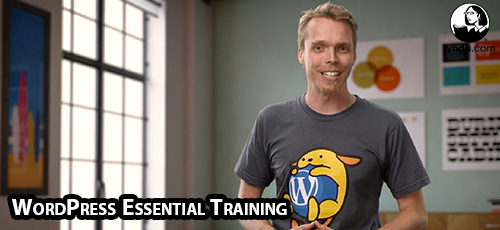 Linkedin WordPress Essential Training - دانلود Linkedin WordPress Essential Training آموزش اصولی وردپرس