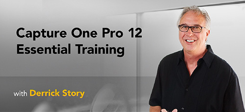 Lynda Capture One Pro 12 Essential Training - دانلود Lynda Capture One Pro 12 Essential Training آموزش نرم افزار کپچر وان پرو 12