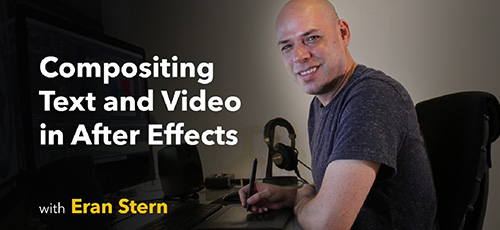 Lynda Compositing Text and Video in After Effects - دانلود Lynda Compositing Text and Video in After Effects ترکیب متن و ویدئو در افتر افکت