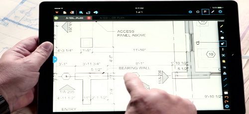 Lynda Construction Drawings BlueBeam for the iPad - دانلود Lynda Construction Drawings BlueBeam for the iPad نقشه های ساختمانی BlueBeam برای آی پد