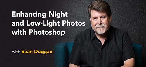 Lynda Enhancing Night and Low Light Photos with Photoshop - دانلود Lynda Enhancing Night and Low-Light Photos with Photoshop آموزش بهینه سازی عکس های شب یا تاریک با فتوشاپ