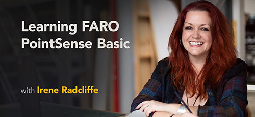 Lynda Learning FARO PointSense Basic - دانلود Lynda Learning FARO PointSense Basic آموزش پایه ای فارو پوینت سنس