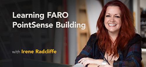 Lynda Learning FARO PointSense Building - دانلود Lynda Learning FARO PointSense Building آموزش پلاگین FARO PointSense Building