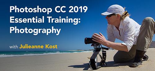 Lynda Photoshop CC 2019 Essential Training Photography - دانلود Lynda Photoshop CC 2019 Essential Training Photography آموزش اصولی فتوشاپ سی سی 2019 عکاسی