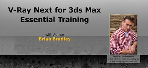 Lynda V Ray Next for 3ds Max Essential Training - دانلود Lynda V-Ray Next for 3ds Max Essential Training آموزش وی ری نکست برای تری دی اس مکس