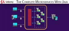 Udemy The Complete Microservices With Java 222x100 - دانلود Udemy The Complete Microservices With Java آموزش کامل مایکرو سرویس با جاوا