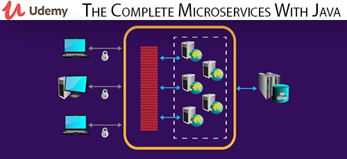 Udemy The Complete Microservices With Java - دانلود Udemy The Complete Microservices With Java آموزش کامل مایکرو سرویس با جاوا