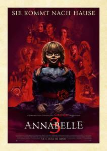 دانلود فیلم Annabelle Comes Home 2019 با دوبله فارسی ترسناک فیلم سینمایی مالتی مدیا مطالب ویژه معمایی هیجان انگیز