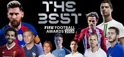1 48 - دانلود The Best FIFA Football Awards 2019 مراسم بهترین های سال ۲۰۱۹ فیفا