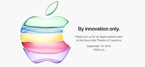 1 6 - دانلود by innovation only کنفرانس رونمایی آیفون ۱۱ اپل