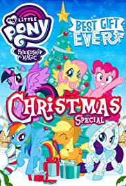 1 62 - دانلود انیمیشن  My Little Pony: Best Gift Ever 2018 با دوبله فارسی