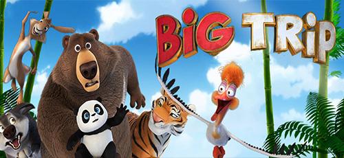2 22 - دانلود انیمیشن The Big Trip 2019 (سفر بزرگ) با دوبله فارسی