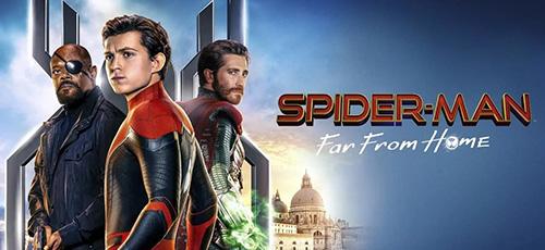 2 3 - دانلود فیلم Spider Man Far From Home 2019 مرد عنکبوتی دور از خانه با دوبله فارسی
