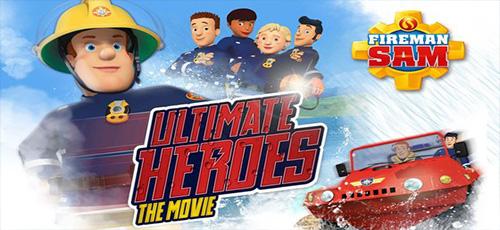 2 61 - دانلود انیمیشن Fireman Sam: Ultimate Heroes – The Movie Video 2014