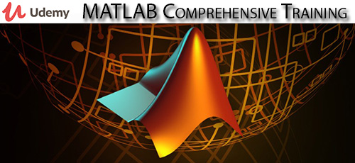 Udemy MATLAB Comprehensive Training - دانلود Udemy MATLAB Comprehensive Training آموزش همه جانبه متلب